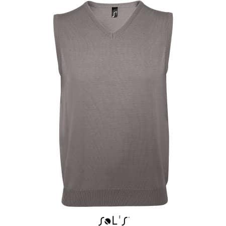 Unisex Sleeveless Sweater Gentlemen von SOL´S (Artnum: L412