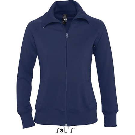 Women`s Zipped Jacket Soda von SOL´S (Artnum: L474