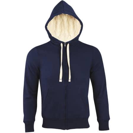 Unisex Zipped Jacket Sherpa von SOL´S (Artnum: L482