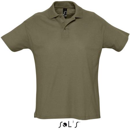 Summer Polo II in Army von SOL´S (Artnum: L512