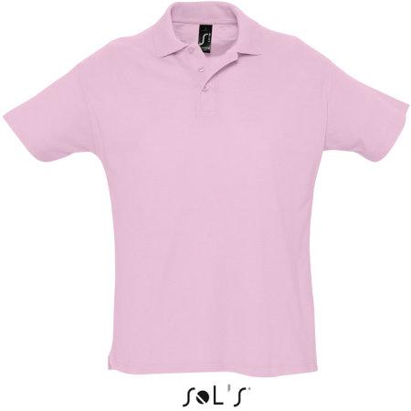 Summer Polo II in Pink von SOL´S (Artnum: L512