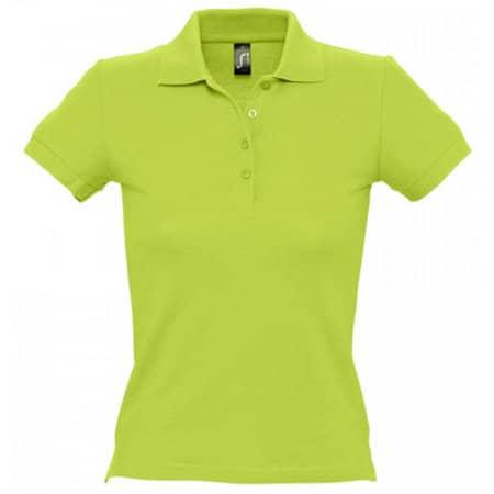 Ladies` Polo People 210 in Apple Green von SOL´S (Artnum: L519