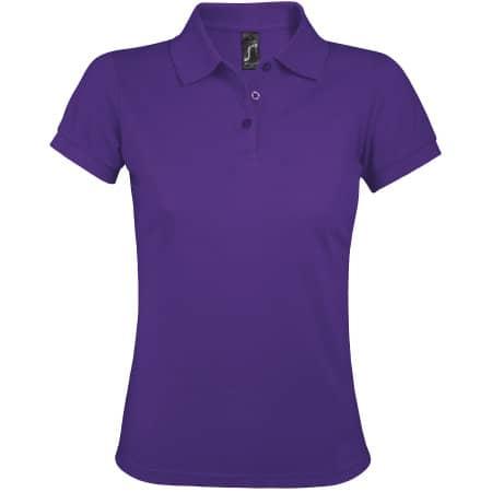 Women`s Polo Shirt Prime von SOL´S (Artnum: L528