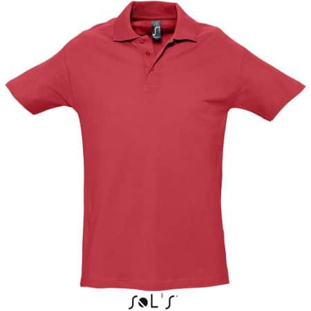 Polo Spring II in Red von SOL´S (Artnum: L562