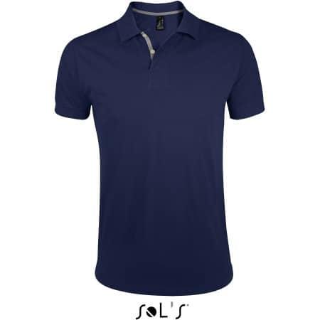 Men`s Polo Shirt Portland von SOL´S (Artnum: L587