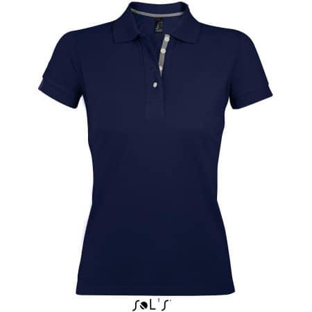 Women Polo Shirt Portland von SOL´S (Artnum: L588