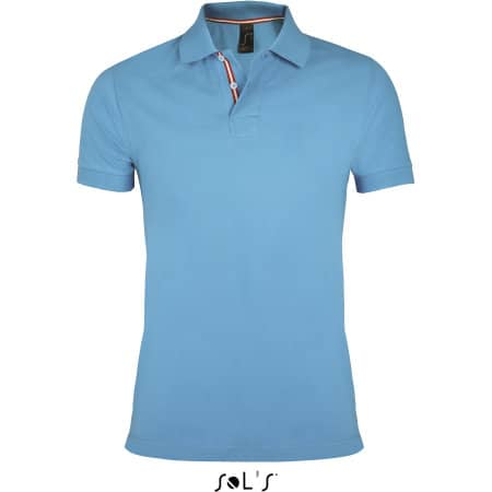 Men`s Polo Shirt Patriot von SOL´S (Artnum: L589