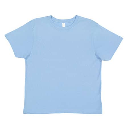 Youth Fine Jersey T-Shirt in Light Blue von Rabbit Skins (Artnum: LA6101