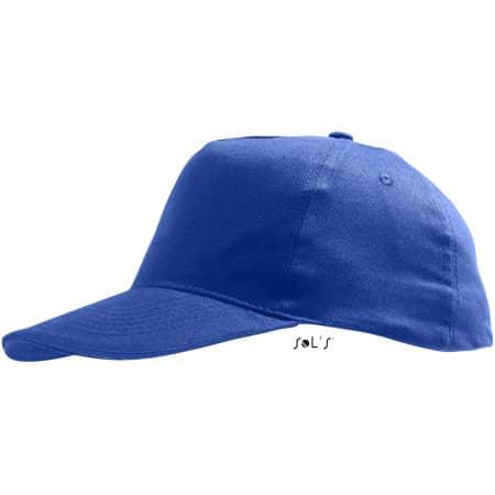 Kids` Cap Sunny in Royal Blue von SOL´S (Artnum: LC88111