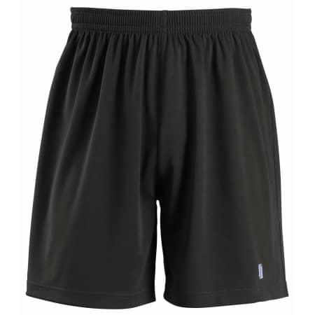 Kids` Basic Shorts San Siro 2 in Black von SOL´S (Artnum: LT01222