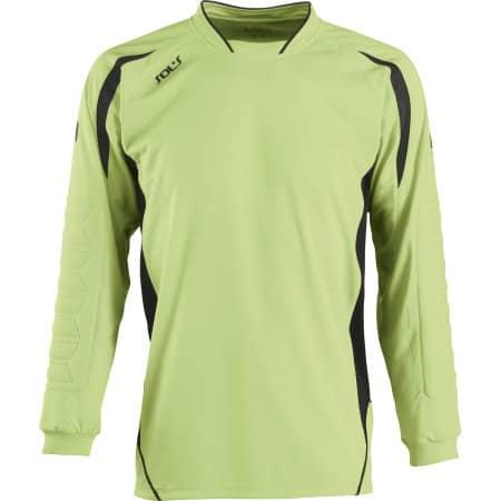 Kids` Goalkeepers Shirt Azteca von SOL´S Teamsport (Artnum: LT90209
