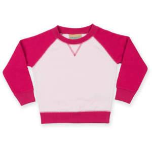 Raglan Contrast Sweatshirt