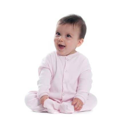 Baby Sleepsuit von Larkwood (Artnum: LW050