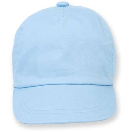 Baby Cap in Pale Blue von Larkwood (Artnum: LW090