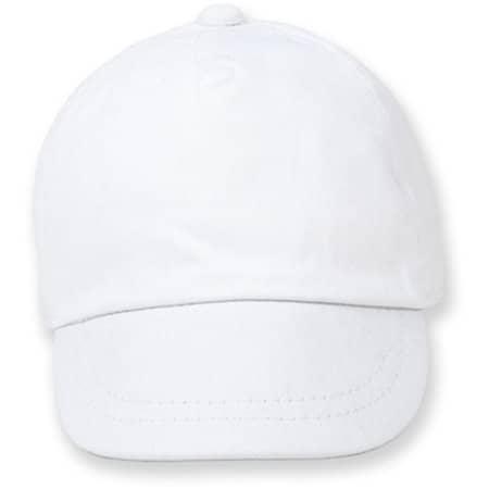 Baby Cap in White von Larkwood (Artnum: LW090