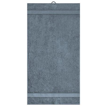 Hand Towel in Graphite von myrtle beach (Artnum: MB442