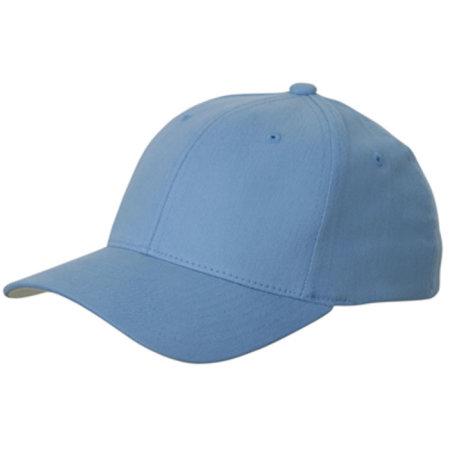 6 Panel Original Flexfit® Cap in Light Blue von myrtle beach (Artnum: MB6181