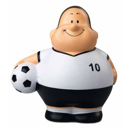 SQUEEZIES® Soccer Bert® von mbw (Artnum: MBW24271