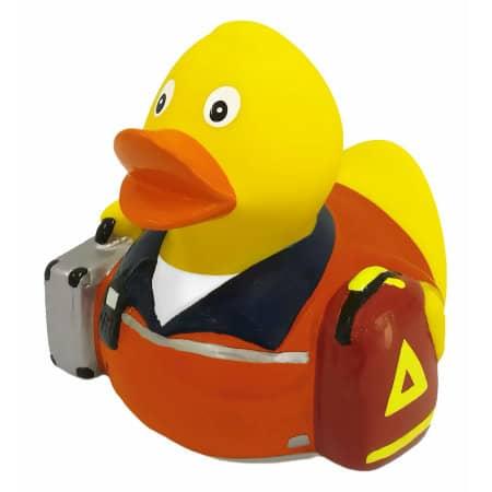 Quietsche-Ente Rettungssanitäter von mbw (Artnum: MBW31254