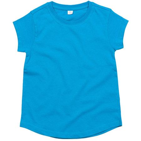 Girls T in Turquoise von Mantis Kids (Artnum: MK80