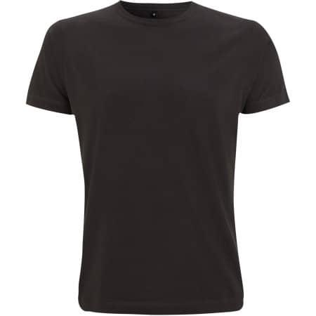 Unisex Classic Jersey T-Shirt in Ash Black von Continental Clothing (Artnum: N03