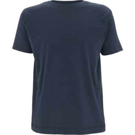 Unisex Classic Jersey T-Shirt in Denim von Continental Clothing (Artnum: N03