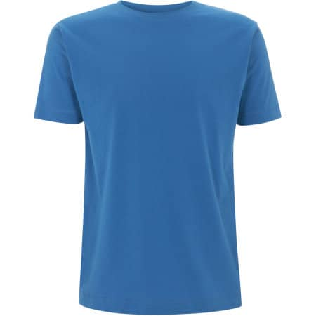 Unisex Classic Jersey T-Shirt in Electric Blue von Continental Clothing (Artnum: N03