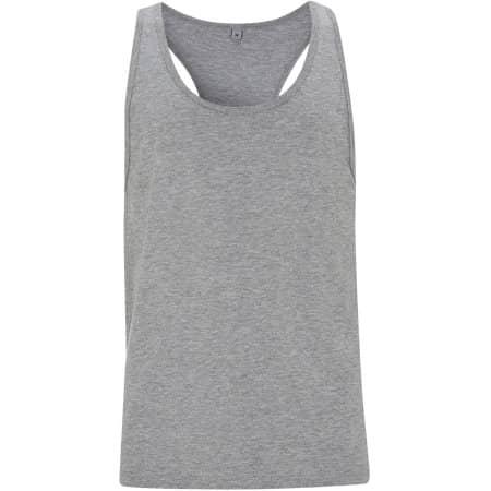 Men`s Racer Back Jersey Vest von Continental Clothing (Artnum: N08