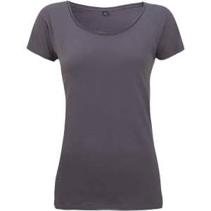 Women's Raw Edge Jersey T-Shirt