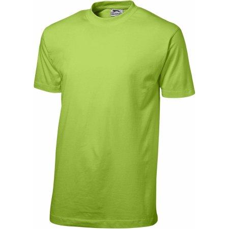 Ace T-Shirt in Apple Green von Slazenger (Artnum: N140