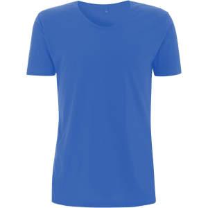 Men's Scooped Neck  T-Shirt
