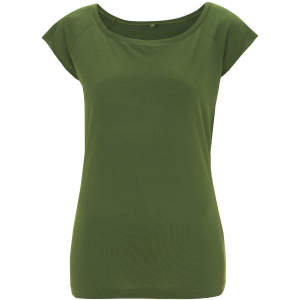 Women's Bamboo Raglan T-Shirt