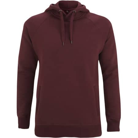 Men`s / Unisex Pullover Hoody With Side Pockets von Continental Clothing (Artnum: N50P