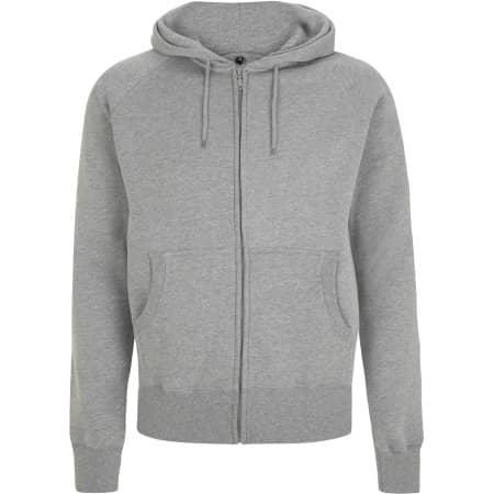 Unisex Zip Up Hood von Continental Clothing (Artnum: N51Z