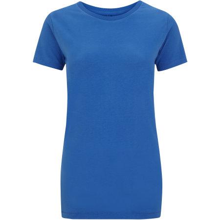 Women's Urban Brushed Jersey T-Shirt von Continental Clothing (Artnum: N82