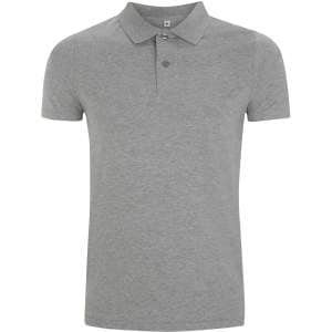 Men's Urban Brushed Jersey Polo Shirt