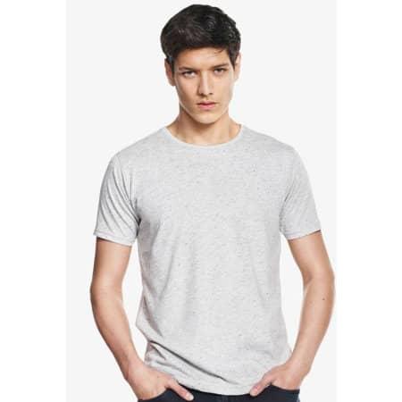 Mens Speckled Jersey Shirt von Continental Clothing (Artnum: N88