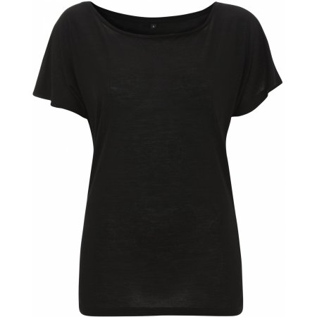 Women's Batwing Tunic T-Shirt von Continental Clothing (Artnum: N90
