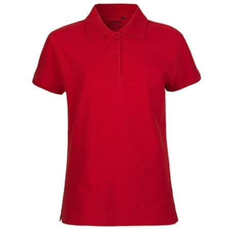 Ladies` Classic Polo in Red von Neutral (Artnum: NE22980