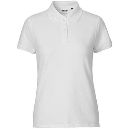 Ladies` Classic Polo in White von Neutral (Artnum: NE22980