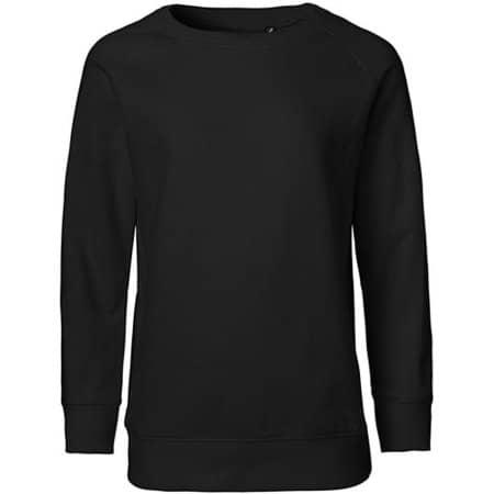 Kids Sweatshirt in Black von Neutral (Artnum: NE33001