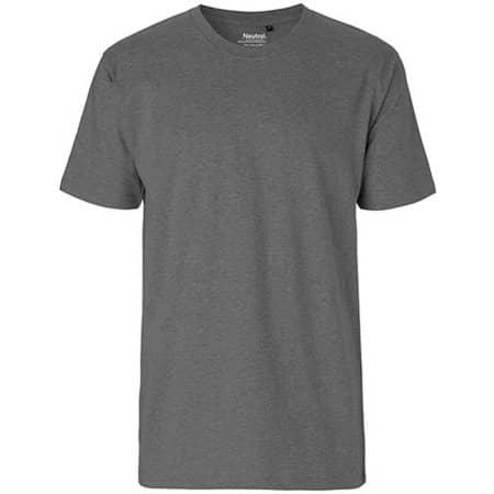 Men`s Classic T-Shirt in Dark Heather von Neutral (Artnum: NE60001