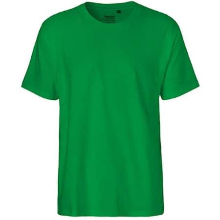 Men`s Classic T-Shirt in Green von Neutral (Artnum: NE60001