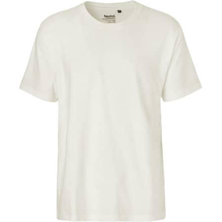 Men`s Classic T-Shirt in Nature von Neutral (Artnum: NE60001