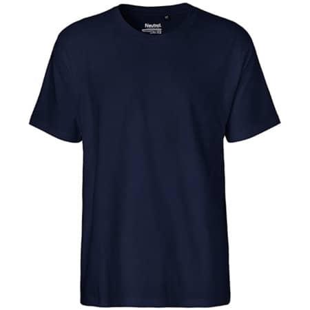 Men`s Classic T-Shirt in Navy von Neutral (Artnum: NE60001