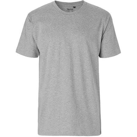 Men`s Classic T-Shirt in Sports Grey von Neutral (Artnum: NE60001