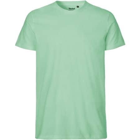 Men`s Fit T-Shirt in Dusty Mint von Neutral (Artnum: NE61001