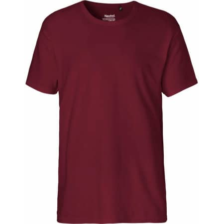 Men`s Interlock T-Shirt von Neutral (Artnum: NE61030