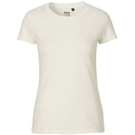 Ladies` Fit T-Shirt in Natural von Neutral (Artnum: NE81001