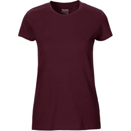 Ladies` Fit T-Shirt von Neutral (Artnum: NE81001